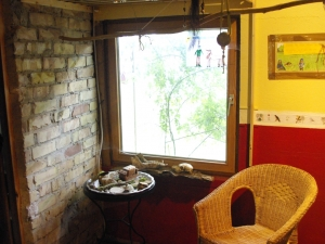 Im kleinen Haus